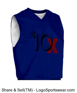 Go 10X Basketball Jersey Design Zoom